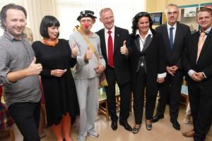 Dobra robota! Spotkanie w WCM w Opolu. Przekazanie książek przez Fundację Zaczytani